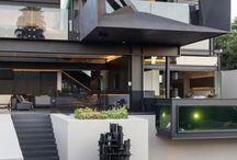 Architektura domů