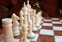 Combinations Chess Sets / Best Chess manufacturer and supplier in Amritsar, Punjab dealing with Bone chess board with bone chess men, chess board with metal chess men, Flat chess board with men, Folding chess board with men.