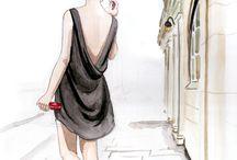 illustration <3 (fashion and other stuff)
