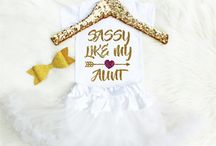 Sparkly Baby Clothes