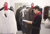 Designer Fashion Outlet / Seit 2015 bieten wir in unserem Fashion Outlet Designer Mode zum Schnäppchenpreis an