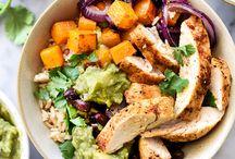 Recipes | healthy dinner