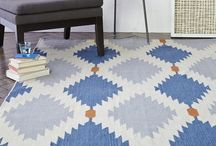 Rug LOVE! / We love and nice rug.  / by Stray Dog Designs