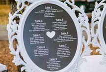 mariage plan de tables