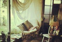 Bohemian Sunroom dreams / by Monica Hobbs