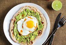 Breakfast ideas / by Fionne Chan