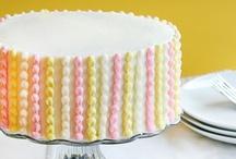 cakes / by Elizabeth Mullinix