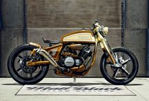 Motorcycle inspiration / Motorcycle Harley Davidson, Sporster, Triumph