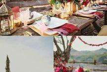 bohemia wedding theme