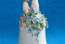 decorated porcelain