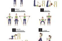 Workout - resistance band