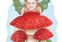 Faerie Fine Art / Paintings, drawings, photographs, digital art of faerie/fairy themes.