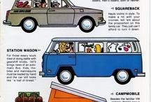 Publicité divers VW