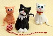 Sugarcraft animals