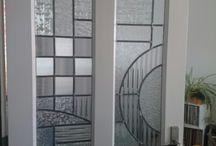 Glas-in-lood / Glas-in-lood projecten