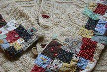 boro bordado e patchwork