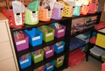 Classroom decor and organization / by Alma Chiesa