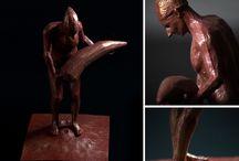 Sculpture / collection sculptures