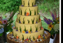 """weeding cakes by """"Baylow Cakes"""" and others"""