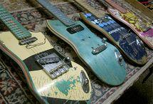 idee chitarre elettriche