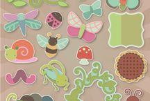 Celebrate.Birthday.CuteBugs / by Reyna Strohecker