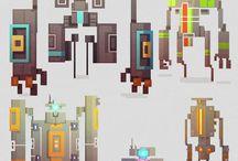 voxel pixel
