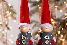 Bricolage / création pour Noël - Christmas creation