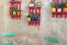 jardiniere palettes