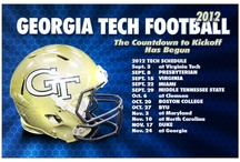 Georgia Tech Football / Georgia Tech Football Photos / by Georgia Tech Athletics