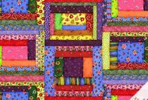 Геометрия. Ткань для пэчворка / Американский хлопок