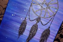 dreamcatcher my work