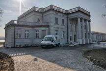 Kołuda Mała - Pałac