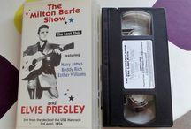 VHS videotapes