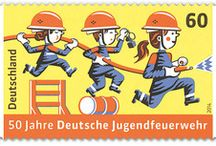 Germany 2014 Stamps / Deutsche Post Stamps 2014