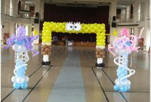 palloncini personaggi spongebob