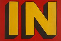 Lichtenstein, Roy / Roy Lichtenstein was een Amerikaans popartkunstenaar. Zijn werken zijn vooral bekend vanwege de aan cartoons herinnerende afbeeldingen met felle, veelal primaire kleuren omlijnd door vette zwarte contouren.