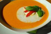 Paprika Suppe