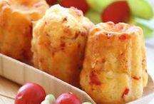 muffins chorizo fêta