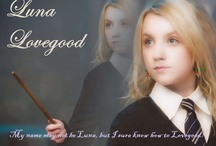 Harry Potter!!!!! / by Jill Watkins