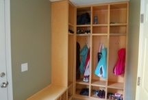 Our House: Mudroom