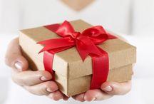 Dárky (Gifts) / dárkové krabičky a různé dárky (gift boxes and various gifts)
