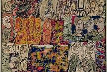 Artists: Jean Dubuffet