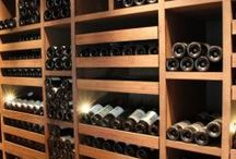 Home Decor - Wine Cellars / by j.Phillips | Photography