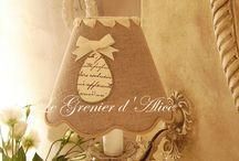 le grenier d'Alice