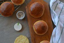 Brioche - Μπριός ψωμάκια γλυκά