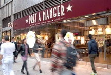 Favorite Places & Spaces / by Pret USA