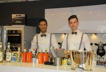 cocktail night bei Förde-Küchen