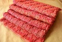 Knit/yarn Ideas / by Sandy Primm
