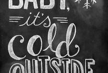 Chalkboard and Cork