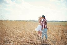 Country couple photography ideas / by Bailey Harris